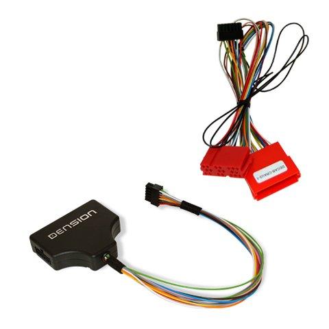 Розгалужувач Dension CDR2AU2 для підключення CD ченджера і шлюза Gateway 100 300 в автомобілях Audi