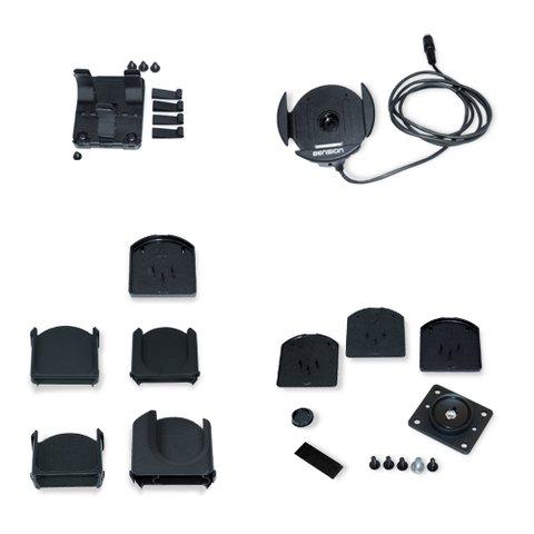 Dension IPO3CR9 9-контактный автомобильный держатель с комплектом адаптеров