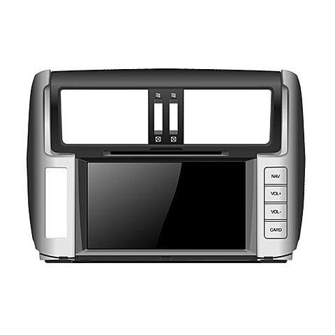 Штатное головное устройство для Toyota Land Cruiser Prado 150 Comfort (без усилителя) F75102