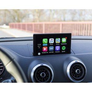 Адаптер с функциями Android Auto и CarPlay для Audi A3, A4, A5 и Q7
