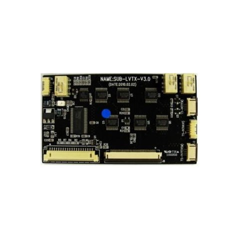 Sub Board for Video Interface for Volkswagen RNS810 RCD810