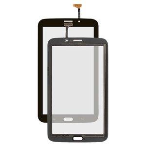 Touchscreen for Samsung P3200 Galaxy Tab3, P3210 Galaxy Tab 3, T210, T2100 Galaxy Tab 3, T2110 Galaxy Tab 3 Tablets, (bronze, (version 3G))
