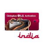 Octoplus India LG Activation