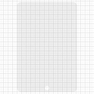 Tempered Glass Screen Protector All Spares for Apple iPad Mini, iPad Mini 2 Retina Tablets, (0,26 mm 9H)