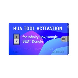 Hua Tool Activation for Infinity-Box/Dongle, BEST Dongle