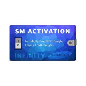 Infinity Samsung
