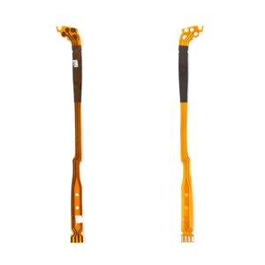 Cable flex para cámaras digitales Polaroid  I532; Rekam 505; UFO DC4320, DC5325, DC5327, DC6320, DC6327; Samsung A40, A50, del obturador