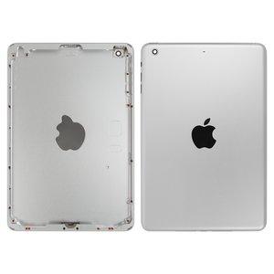 Tapa trasera para tablet PC Apple iPad Mini 2 Retina, plateada, (versión Wi-Fi)
