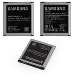 Batería EB-BG360CBC para celulares Samsung G360H/DS Galaxy Core Prime, G361H Galaxy Core Prime VE, J200F Galaxy J2, Li-ion, 3.85 V, 2000 mAh