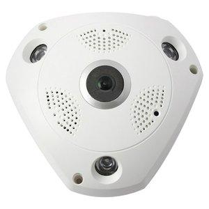 Беспроводная IP-камера наблюдения MWCVR01 (960p, 1.3 МП, рыбий глаз)