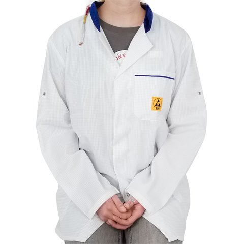 Антистатичний халат Warmbier 2660.KL160.W.M
