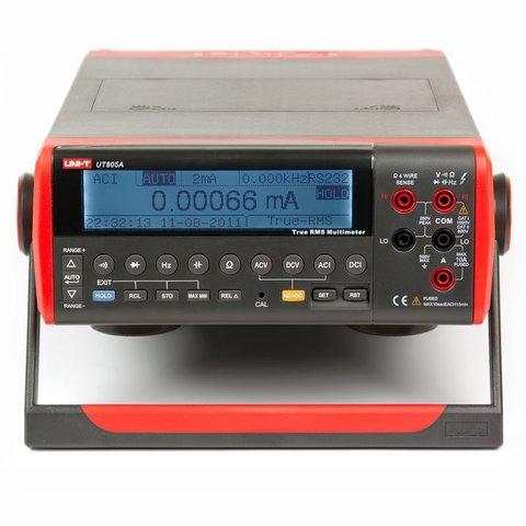 Настільний цифровий мультиметр UNI T UT805A