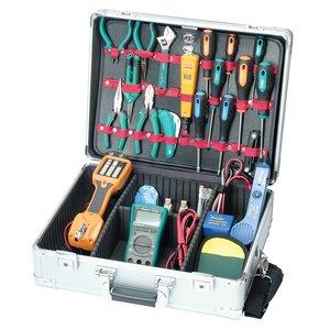 Набір інструментів Pro'sKit PK-14019B для телекомунікаційних мереж
