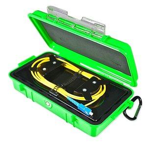 Котушка з кабелем для рефлектометра ORIENTEK FL-OTDR-BOX-SM710