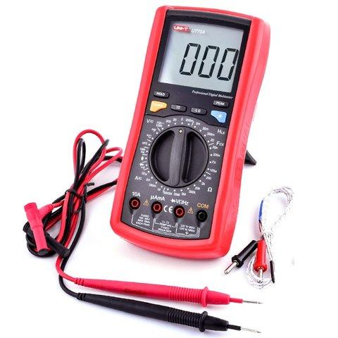 Digital Multimeter UNI T UT70A