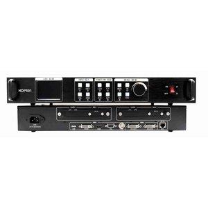Procesador de video para pantallas LED Huidu HDP501 (3840×600)
